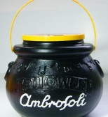 Recolector Halloween Caldero Ambrosoli