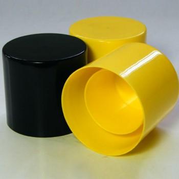 Tapa 45 mm recta superficie lisa monoblock